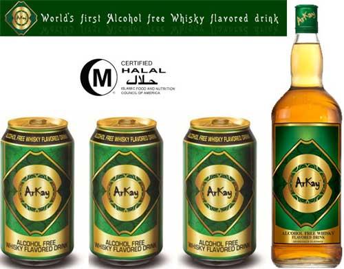 Inventan el  Whisky sin Alcohol 1