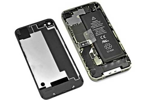 Cómo salvar tu iPhone 4S Crappy Battery  3