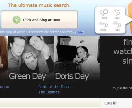 Como saber o averiguar el nombre de una canción on line 2