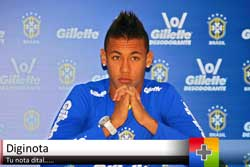 """Neymar, """"rey"""" del fútbol brasileño en 2011 (+video) 1"""
