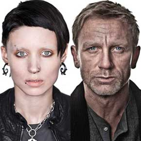 Photo of La película más misteriosa del año The Girl With The Dragon Tattoo