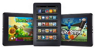 Actualizar el software de tablets Kindle y fire 1