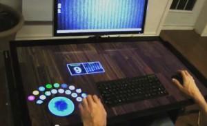 El futuro de las mesas de escritorios: EXOdesk 1