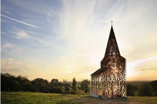 Arquitectura: una nueva Iglesia Transparente 0