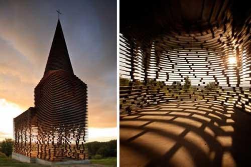 Arquitectura: una nueva Iglesia Transparente 2