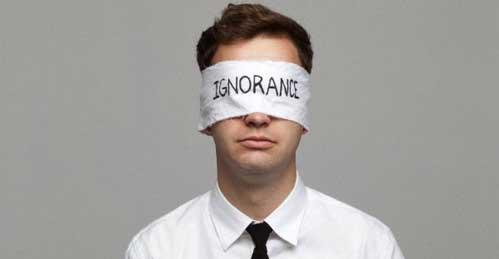 """Estudio psicológico investiga por qué """"la ignorancia es felicidad"""" 0"""