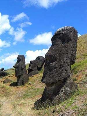 """Entre el mito y la realidad de una cultura """"Isla de Pascua"""" 2"""