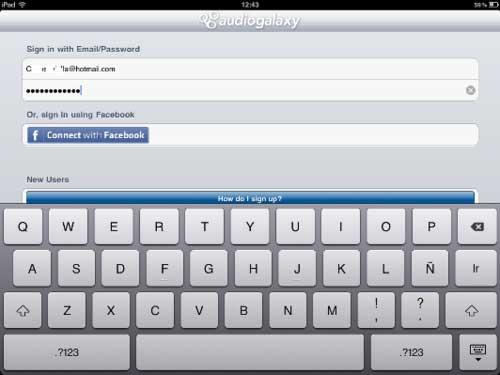 Como escuchar música en iPhone o iPad que este almacenada en tu Pc o disco externo sin pasar por iTunes de forma inalámbrica 4