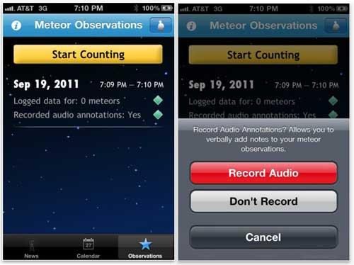 Photo of Una aplicación de apple para ayudar a rastrear meteoritos