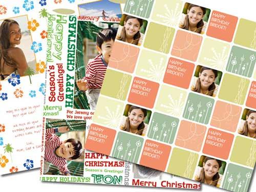 Papel de regalo personalizado 2