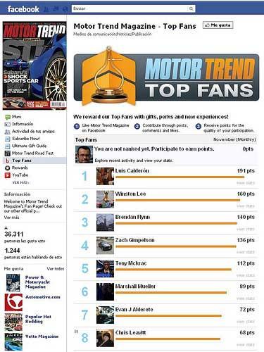 Como hacer un ranking de tus fans en tu página de Facebook 2