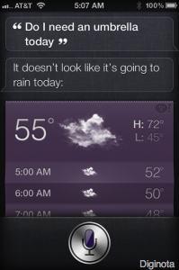 Cómo usar Siri con tu iPhone  2