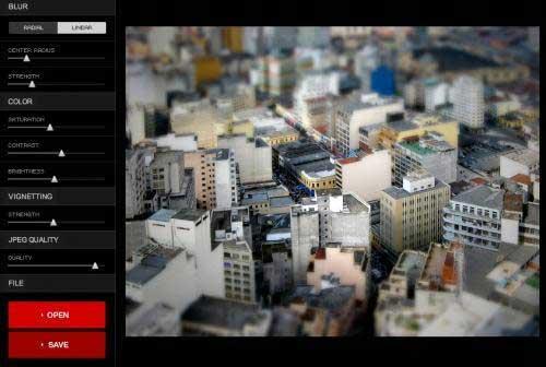 Como hacer el curioso efecto Tilt & Shift hace que las fotografías parezcan maquetas 1