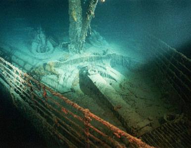 titanic en profundidad
