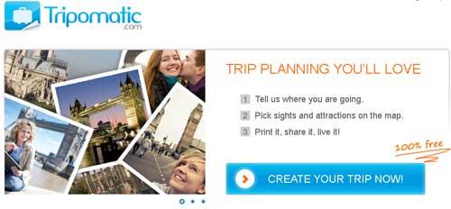 Realizar la planificación o el itinerario de tus viajes nunca fue tan fácil con: Tripomatic.com 8