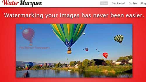 Como colocar un marca de agua a tus imágenes fácilmente con WaterMarquee 1