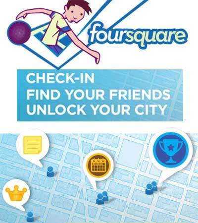 Ventajas que Foursquare da a tu Negocio 0