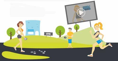 Una aplicación móvil que te paga si vas al Gimnasio: GymPact 0
