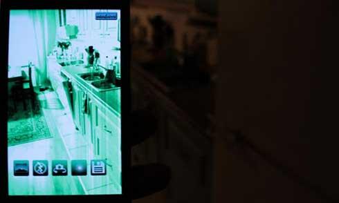 Añade una cámara de visión nocturna a tu Android con Night vision camera 0