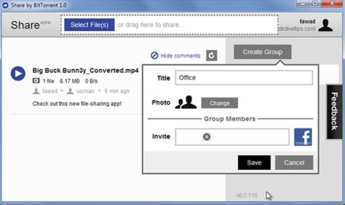 Ante tanta amenaza de censura y limitaciones, nace Share: Almacenamiento en la nube de BitTorrent 3
