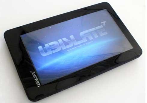 Ubislate 7 es la próxima tablet económica de la India de tan solo (57$) 0