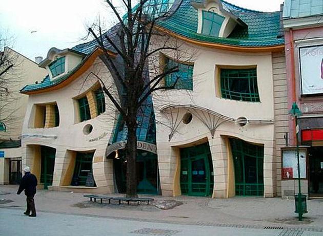 Las casas más raras del mundo 1