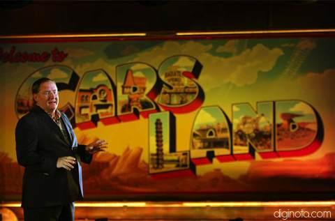 Cars Land el nuevo parque de Disney inspirado en la película del Rayo Mcqueen 1