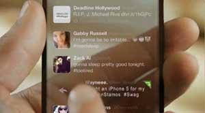 Imaginan el iPhone 5 como un equipo totalmente transparente e increíblemente avanzado  1