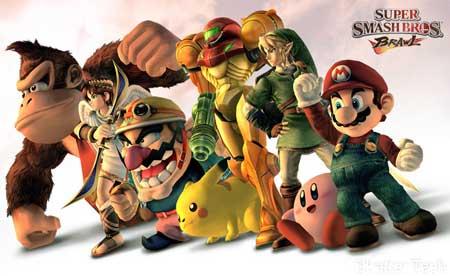 Super Smash Bros (3DS) 0