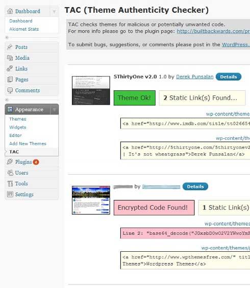 Como hacer para Limpiar código malicioso en WordPress y hacerlo mas seguro 2