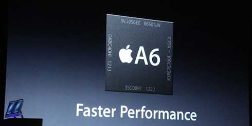 Iphone 5 chip A6