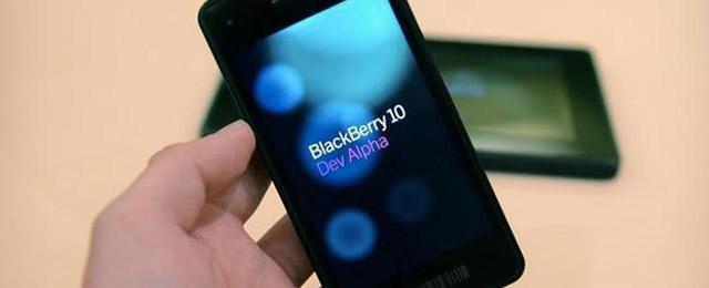 Ya sobre la mesa el nuevo Blackberry 10 + video 1