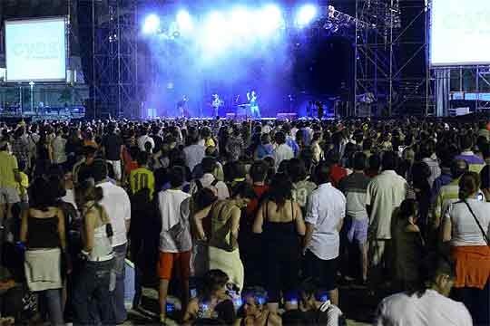Crean un escáner para detectar borrachos en los conciertos o multitudes 0