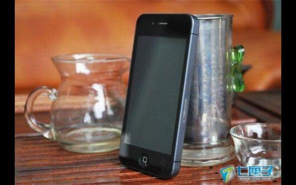 Photo of Empresa china lanza copia del iPhone 5 antes de que Apple lo presente