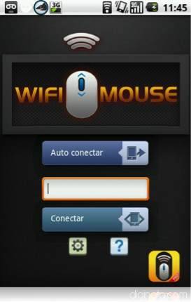 Usar un teléfono con Android como Mouse Inalámbrico en Windows y Mac  gratis. 2