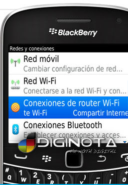 Photo of Cómo usar tu BlackBerry como modem para tu iPad
