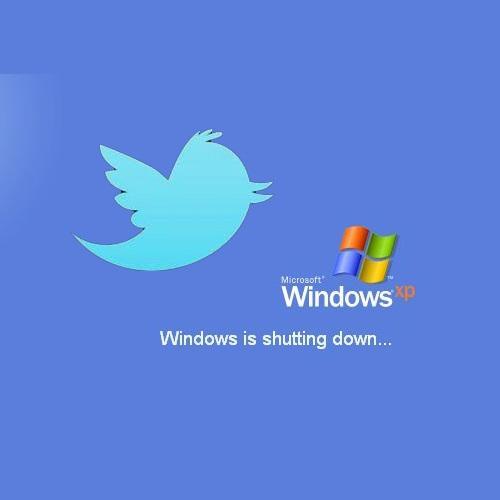 apar el ordenador por twitter