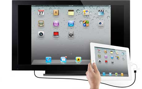 Ipad conectar al TV