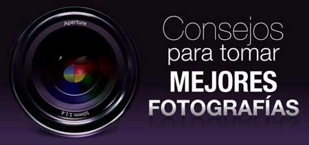 Tips y consejos para fotografos