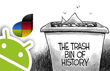 Cómo borrar el historial de mi Android 0