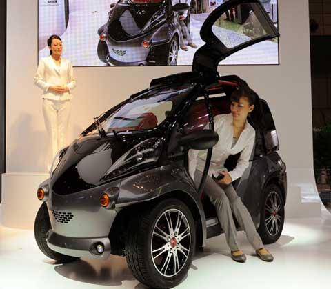 Toyota presenta el coche eléctrico que reconoce la voz y el rostro de su dueño 0