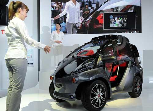 Toyota eletrico