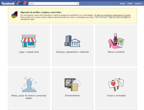migracion facebook