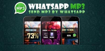whatsapp mp3 android