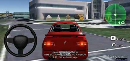 Puedes conducir por cualquier ciudad del mundo gracias al simulador de conducción de Google Earth 0
