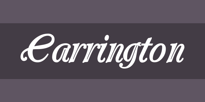 Carrrington