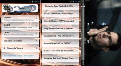 Ver películas en Android on-line y gratis 0