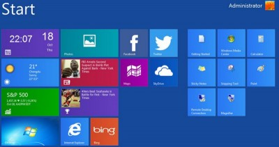 Photo of Coloca la pantalla WinMetro como en Windows 8 a tu windows XP o 7