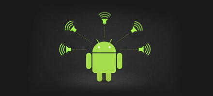 perfil sonido android