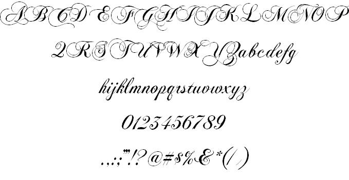 Fuentes elegantes para descargar gratis 33 tipografías 25